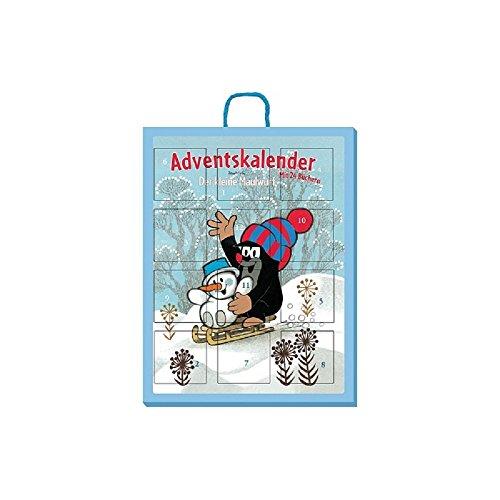 Adventskalender – de kleine mol – adventskalender – hiermee wordt de tijd voor kerst heerlijk spannend achter de 24 deurtjes vind je leuke boeken