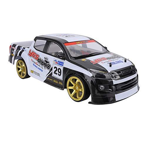 1:10 RC Racing Crawler Car,2.4GHz All Terrain Toys Coche de control remoto de alta velocidad 70KM/H, Camión monstruo eléctrico 4x4 Off Road,para niños y adultos Juguetes eléctricos(2#)