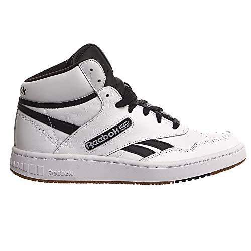 Reebok mens EH2135 Sneaker, white/black/reebok lee 3, 10 US