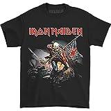 Global Iron Maiden - Trooper T-Shirt  Black Large