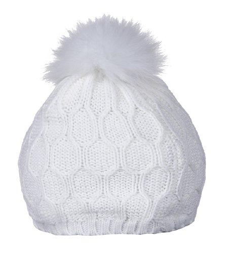 Icepeak Damen Mütze Leivo, weiss (980), ONE,55811