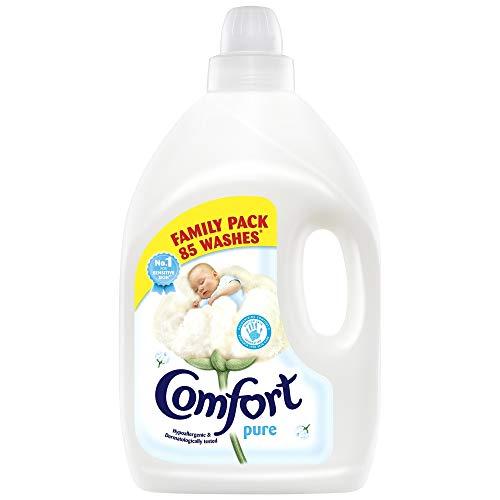 Comfort Pure Concentrate Liquid Fabric Conditioner, 3L