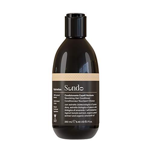 Sendo Acondicionador Nutritivo para el cabello con Extracto Biotecnológico de Tomate, Extracto...