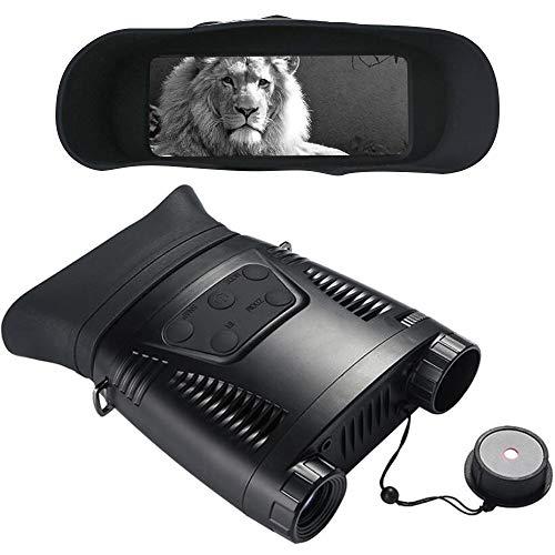 Verrekijker Met Nachtzicht Jachtverrekijker 7X21mm Infrarood Nachtzicht Draagbare Jachtkijkers Met Groot Weergavescherm Kan Dag of Nacht IR-Beeld En Video Opnemen Vanaf 200M