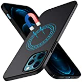iPhone 12 Pro Max 対応 ケース Mag-Safe対応 マグネット搭載 iphone12 Pro Max ケース アイフォン12プロマックス 対応 PC 耐衝撃 指紋防止 超薄型 超耐磨 軽量 対応 アイフォン12 Pro Max ケース スマートフォンケース (12 Pro Max 6.7ケース)