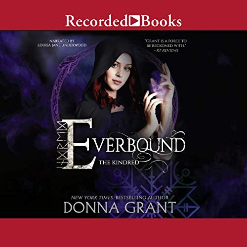 Everbound audiobook cover art