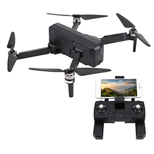 RC Drone, SJRC F11 Vikbar Drone fjärrkontroll Quadcopter med GPS 1080p 5G HD vidvinkelkamera