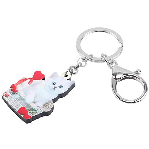 Keychains Key Ring Halloween Black Grim Reaper Keychains Keyring Long Trouser Key Chain for Women Kids Men Party Accessory