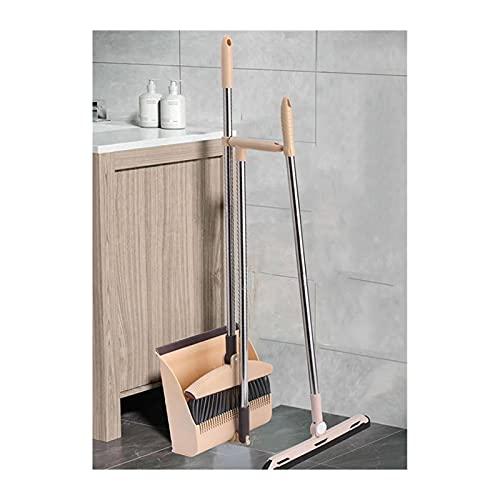 Escoba y limpiaparabrisas del limpiador for el hogar de limpieza del hogar limpie el cabello agua limpia el agua for barrer la basura Casa de la cocina Cepillo de la cocina Lazy Indoor Broom Broom Cep