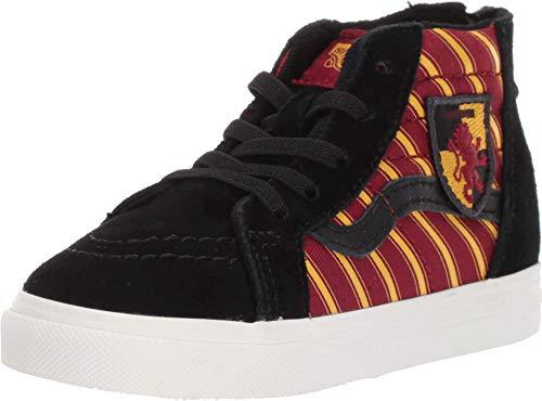 Vans x Harry Potter Sk8 Hi Gryffindor Skate Shoe 9 M US Toddler