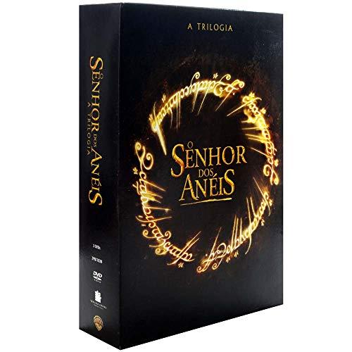 O Senhor Dos Anéis: A Trilogia Do Filme (Widescreen) [DVD]