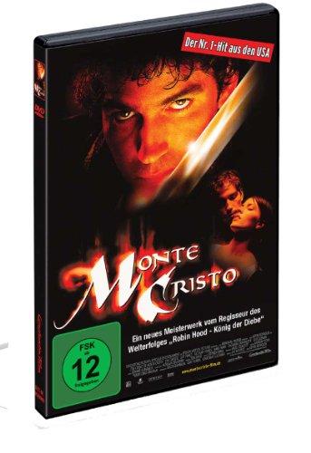 MONTE CRISTO - MOVIE [DVD] [2001]