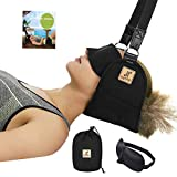 Portable Head Hammock Cervical Traction Device for Neck Pain Relief, Neck...