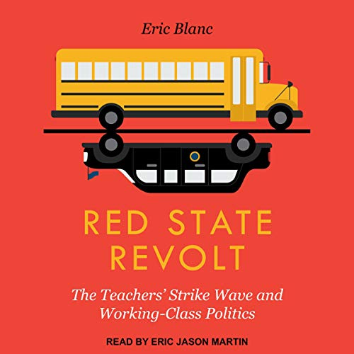 Red State Revolt cover art