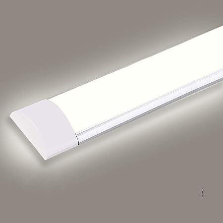 8X LED Tube Röhre 30CM Lichtleiste Weiß Deckenleuchte Leuchtröhre Röhrenlamp 10W