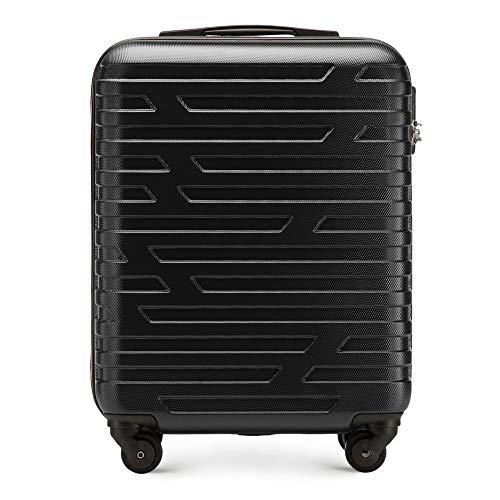 WITTCHEN Stabiele koffer Trolley handbagage Bordcase afmetingen 54 x 39 x 23 cm capaciteit 38 L Gewicht 2,8 kg ABS