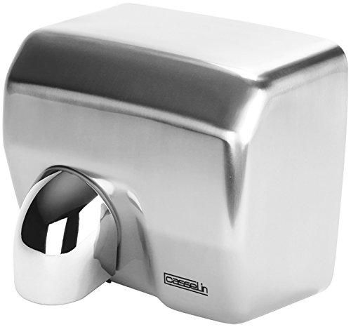 Casselin CB2INOX–Secamanos con caja de acero inoxidable