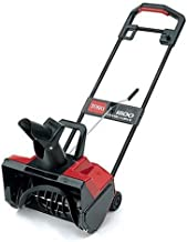 Toro 1800 18-Inch 12 Amp Electric Curve Snow Thrower #38025