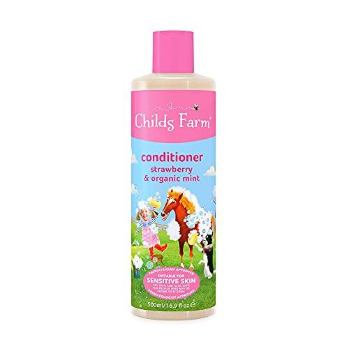 Childs Farm Children's Conditioner Strawberry & Organic Mint, 500ml