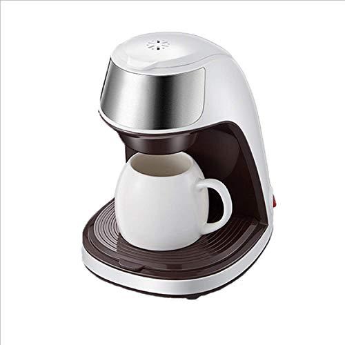 Koffiezetapparaat, 300 ml koffie thermische infuus instant koffiemachine, enkele kop koffiezetter ingebouwd filter, voor koffiecapsules