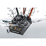 HOBBYWING Ezrun MAX6 ESC (3-8S) 1/6 Scale Waterproof Brushless ESC SKU:30105000