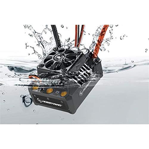 HOBBYWING Ezrun MAX6 ESC (3-8S) 1/6 Scale Waterproof Brushless ESC SKU:30105000