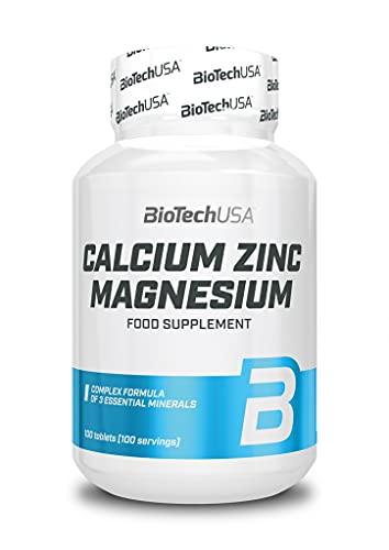 Biotech Calcium, Zink, Magnesium, Vitamine e Minerali - 1 Prodotto