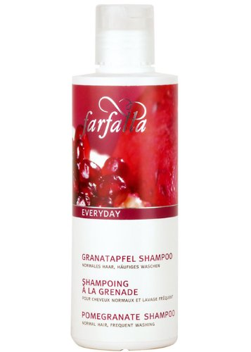200ml Everyday Shampoo Granat farfalla