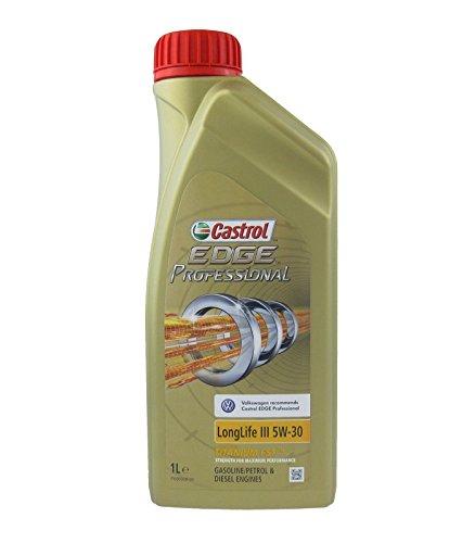 Castrol EDGE 5W-30 FST - Aceite de motor: Amazon.es: Coche y moto