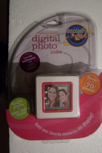 Great Price! Digital Photo Cube