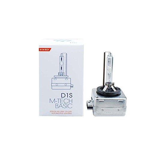 M-Tech ZHCD1S43 Ampoule Xénon D1S