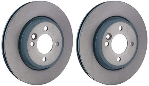 Blue Print ADG04374 Bremsscheibensatz , 2 Bremsscheiben