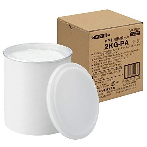 ヤマト でんぷんのり ヤマト糊 紙ボトル 2kg 2KG-PA