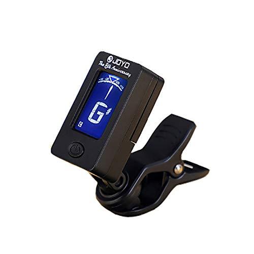 LCD Clip-On Guitar Tuner Bass Tuners Violin Tuner Chromatische Universal 360 graden draaibare Sensitive New Guitar Tuners