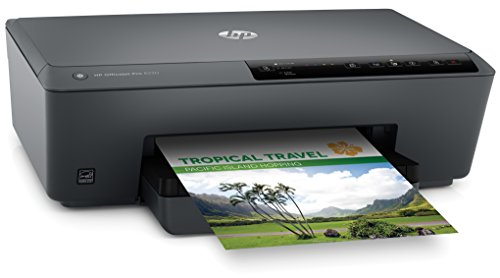 HP Officejet Pro 6230 ePrinter Stampante, Display LED, Colore 600 x 1200 DPI, A4, Wi-Fi, Nero