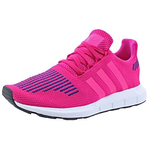 adidas Swift Run J, Zapatillas de Deporte Unisex niños, Rosa (Rosimp/Ultpop/Ftwbla), 38 2/3 EU