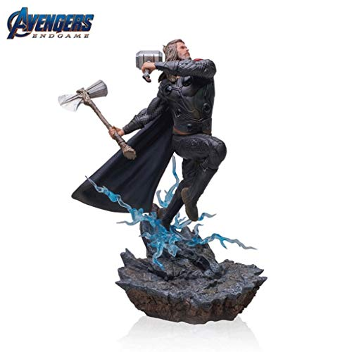 CQ Avengers Endgame Statue: Thor 1:10 BDS Art Scale Collectible Figurine from Movie Series Toys image