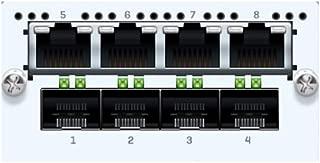 Sophos Flexi Port Module 8 Port GbE PoE + Power Supply Kit (for SG/XG 210 rev.3 & 230/3xx/4xx rev.2) with US Power Cord
