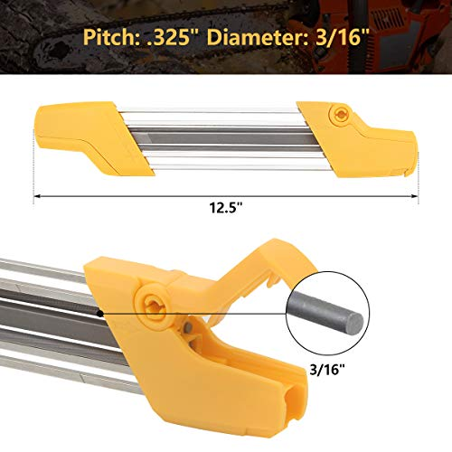 A-KARCK Chainsaw Sharpener for .325
