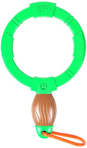 Nature Bound Big Magnifying Lense Toy, Green with Orange and Brown Trim, Model: NB504