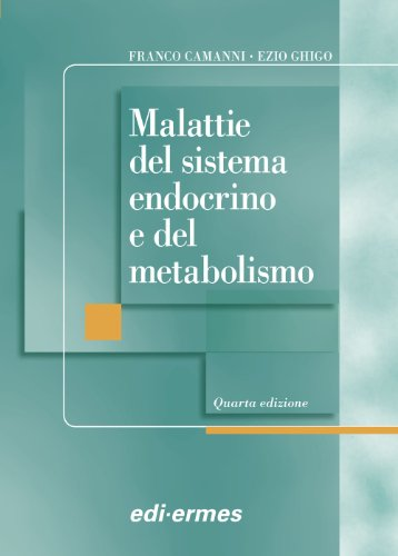 Malattia del sistema endocrino e del metabolismo
