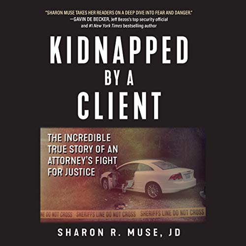 Kidnapped by a Client cover art