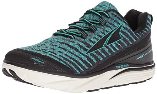 ALTRA Women's AFW1837K Torin Knit 3.5 Running Shoe, Teal - 5.5 B(M) US