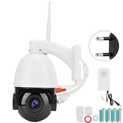 DAUERHAFT Cámara para Exteriores con Zoom 1080P 30x Imágenes y grabación de Alta resolución 1080p para imágenes para el(European regulations)