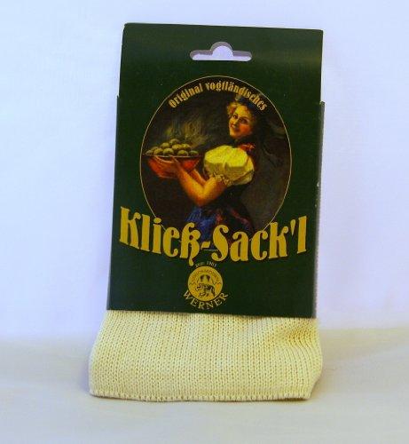 vogtländisches Kließ-Sackl aus dem Hause Norrun - Made in Germany