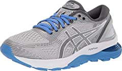 FlyteFoam Propel Technology - ASICS energetic foam formulation that provides supreme bounce thanks to a unique elastomer compound. AHAR Outsole - Acronym for ASICS High Abrasion Rubber. Placed in critical areas of the outsole for exceptional durabili...