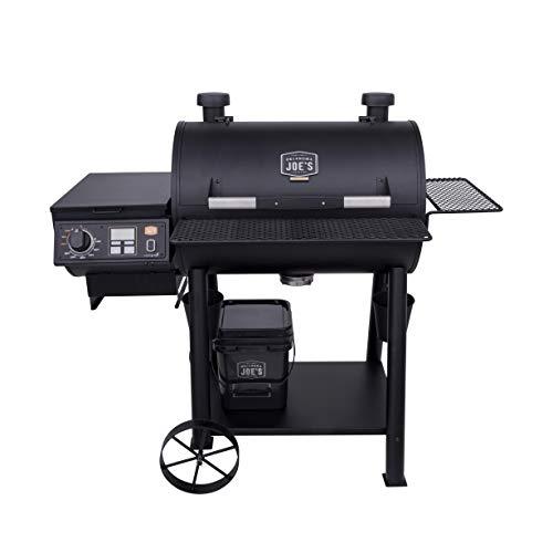 Oklahoma Joe's 20202105 Rider 900 Pellet Grill, Black