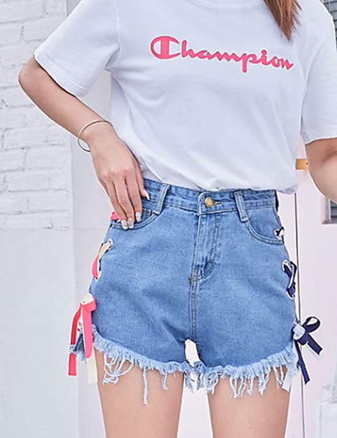 Women's Loose Shorts Pants  Solid colord