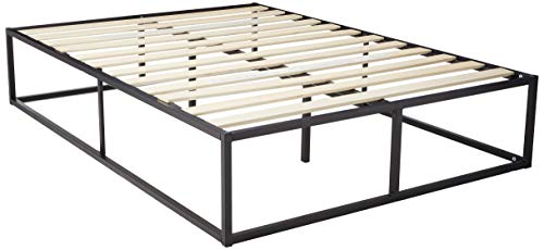 Zinus Joseph Modern Studio 14 Inch Platforma Bed Frame / Mattress Foundation / Boxspring Optional / Wood slat support, Full