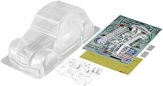 Tamiya 51617 1/10 Scale R/C Citro�n 2CV Rally Body Parts Set